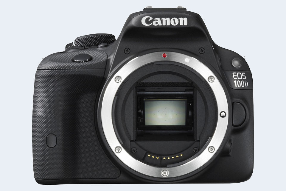 Canon 100D vs Canon 50D Comparison Review