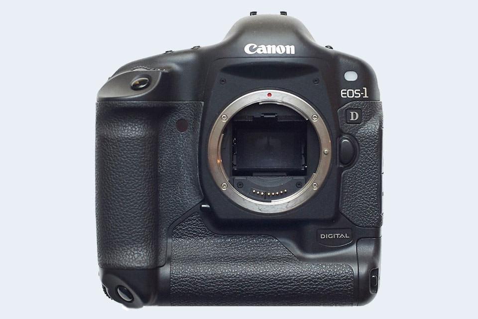 Canon 1D vs Canon 50D Comparison Review