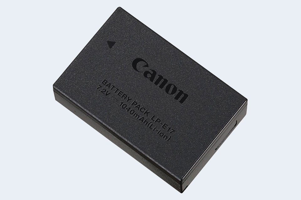 Canon T7i battery: what are the options?