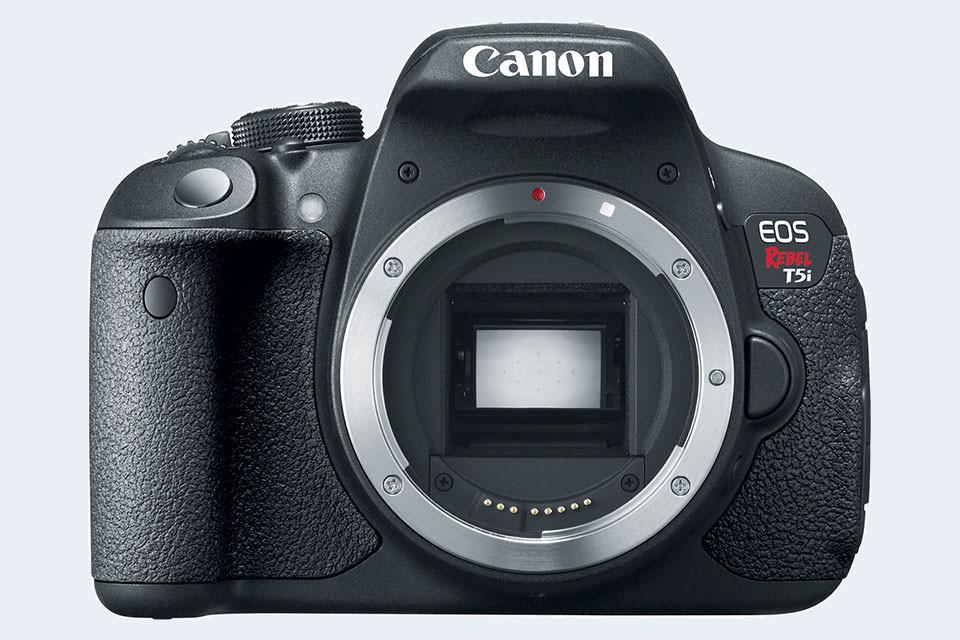 Canon 50D vs Canon T5i Comparison Review