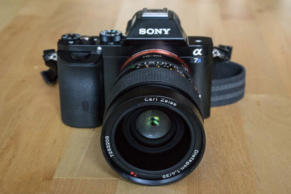 CONTAX Carl Zeiss Lens Compendium