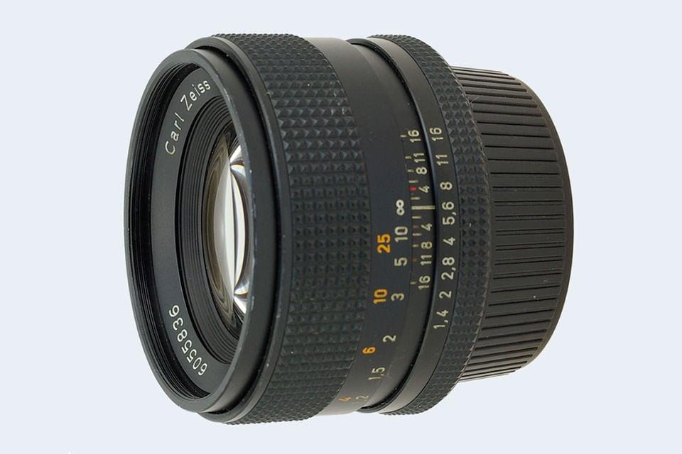 CONTAX Carl Zeiss Lens Compendium 057ea57523