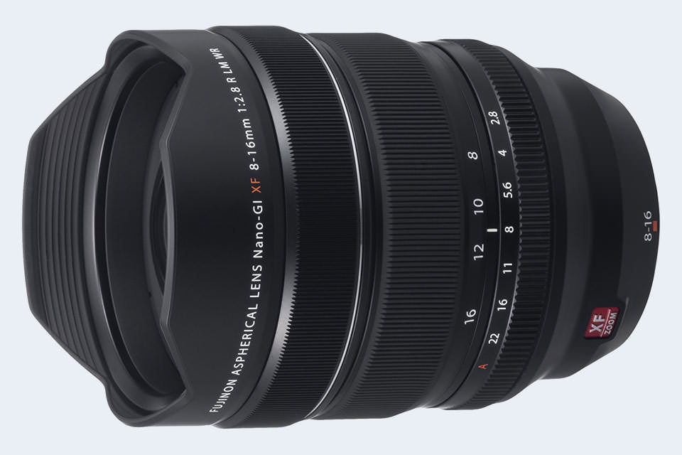 Fuji Lens Catalog and Roadmap