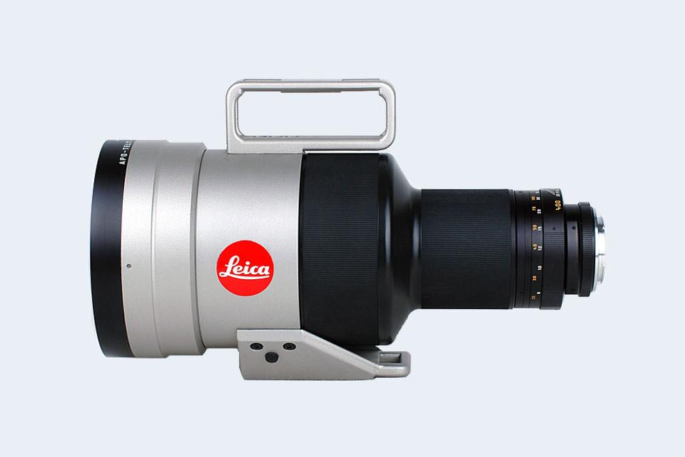 Leica APO-Telyt-R 2 8 / 400mm review