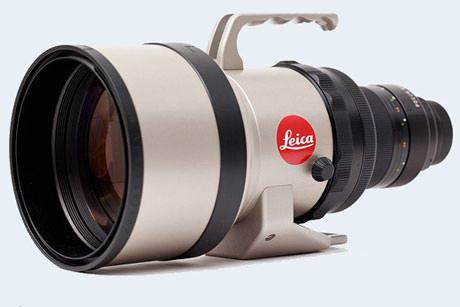 Leica APO-Telyt production shares