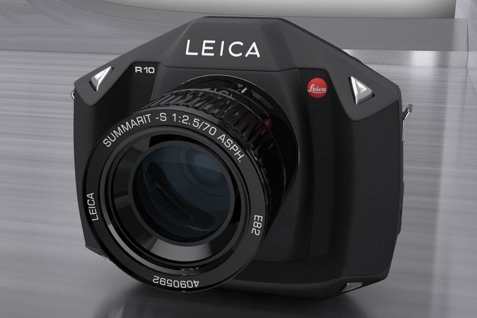 Leica Digital-Modul-R Camera 64Bit