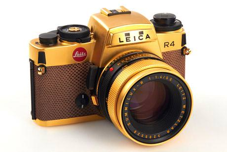 leica r4 gold summilux