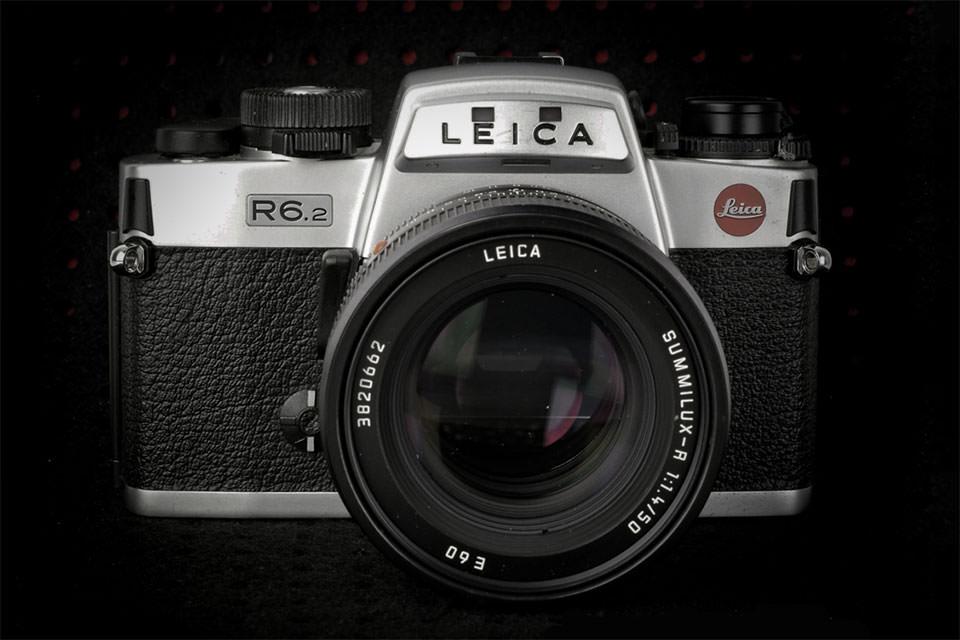 Leica R6 - photoring.eu