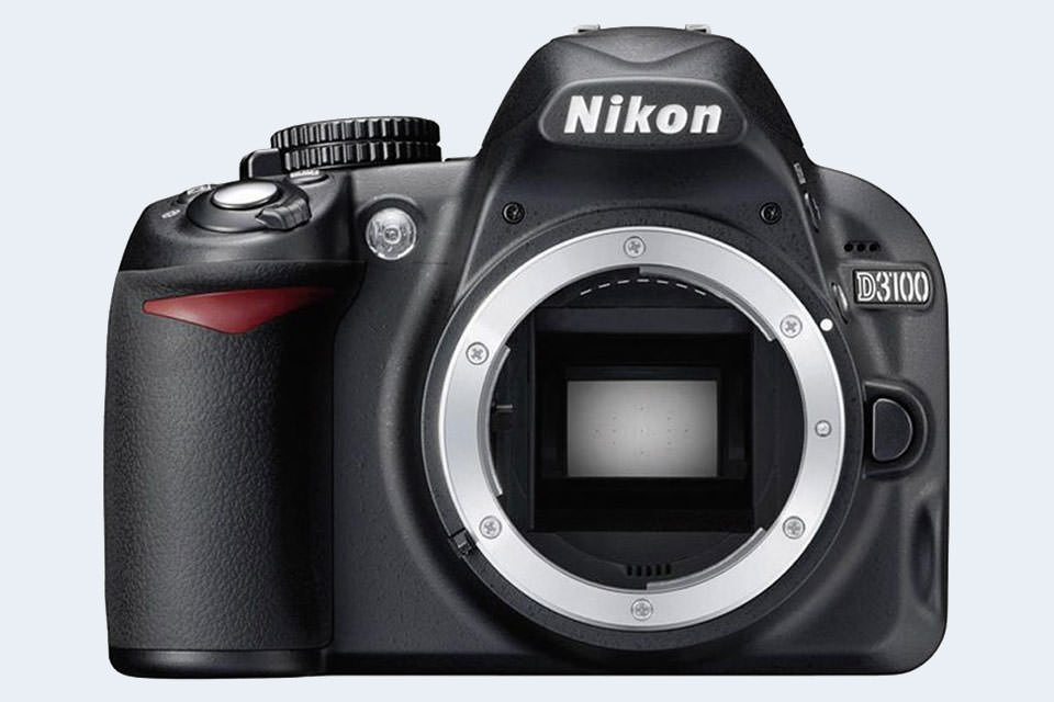 Nikon D3100 Comparison Review