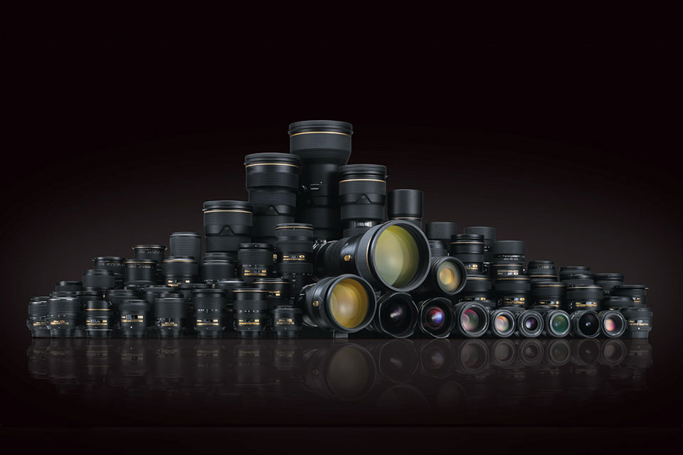 Nikon Lens Compendium and Roadmap