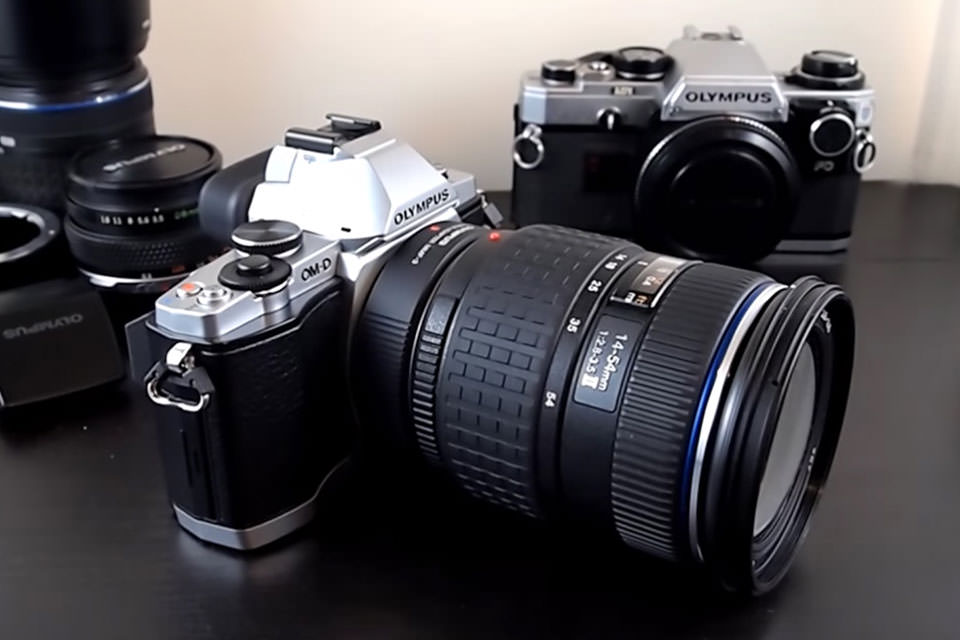 Four Thirds adapters - Which one to get?