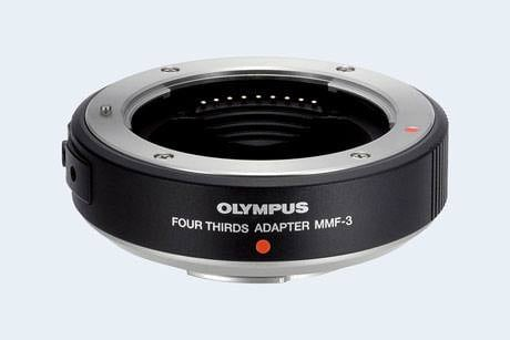 olympus adapter mmf3