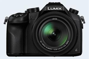 Compact Multi Function LCD Flash TTL, M, Multi for Panasonic Lumix DC-FZ1000 II