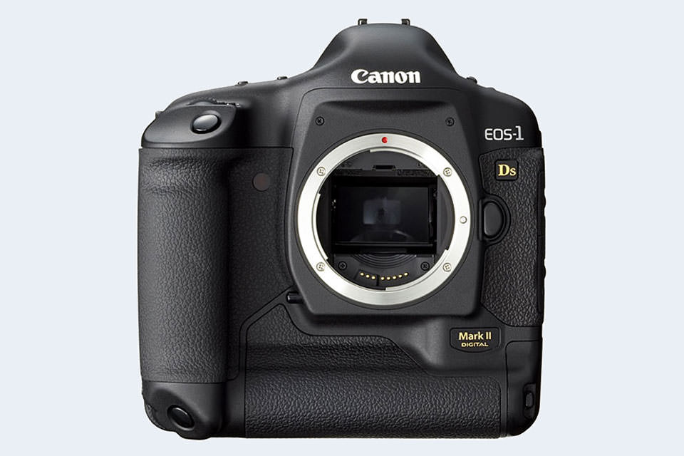 Canon 1ds Mark Ii Review