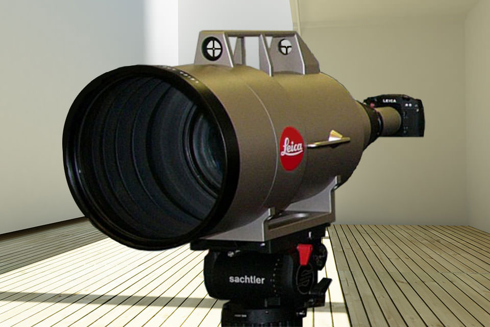 World's Most Expensive Camera Lens