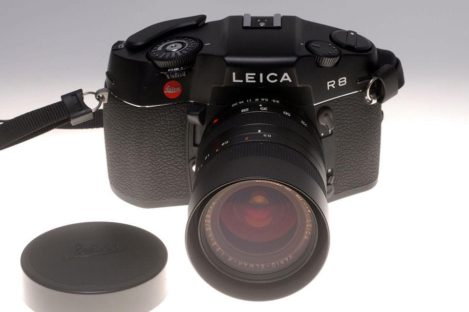 Leica R8 Review