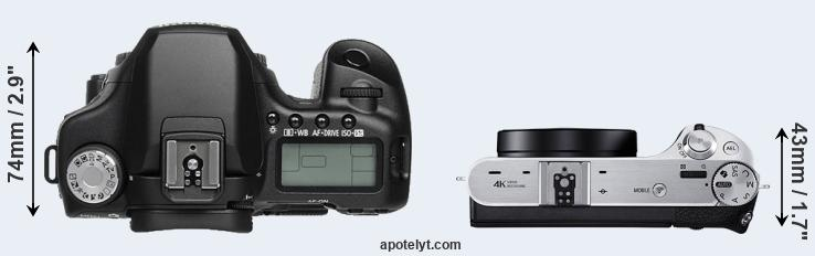 Canon 50D vs Samsung NX500 Comparison Review