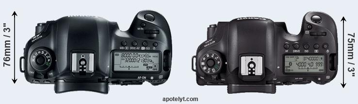 canon 6d vs 5d mark ii review