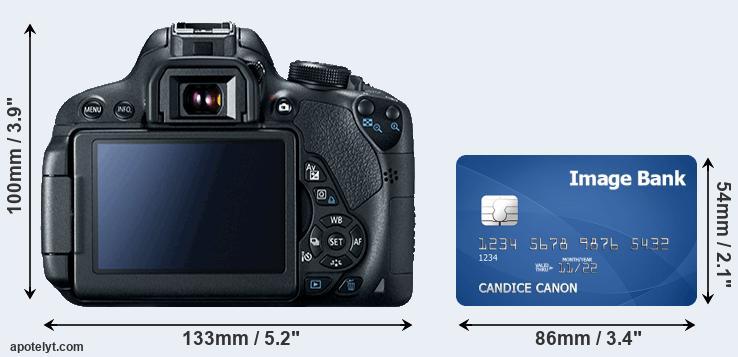 Canon 700D Comparison Review