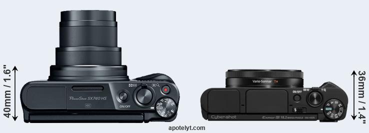 Kindle Vs Sony Reader: Canon SX740 Vs Sony HX99 Comparison Review