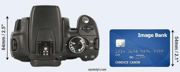 Canon XT Comparison Review