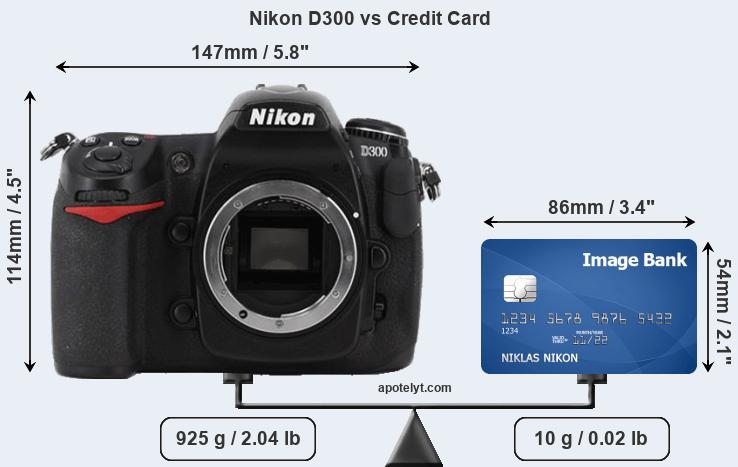 Nikon D300 Comparison Review