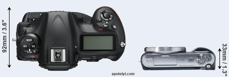 Sony FDA-SV1 Optical Viewfinder for Alpha NEX-3 and NEX-5 Camera U.S Seller