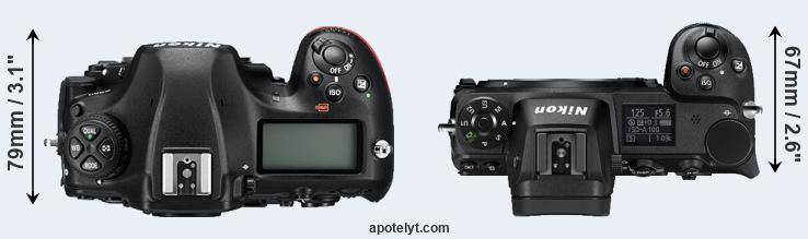 Nikon D850 vs Nikon Z6 Comparison Review