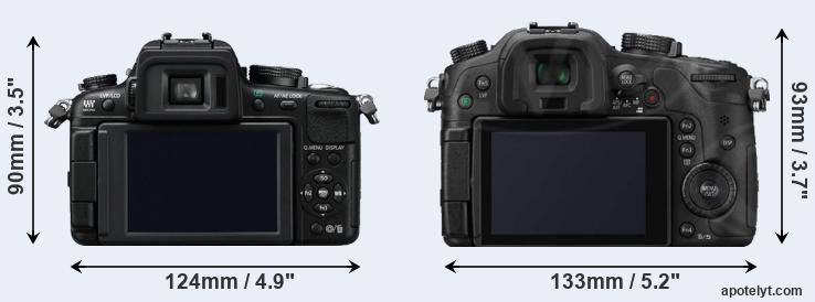 GH2 and GH3 rear side