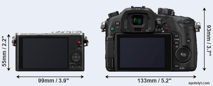 GM1 and GH4 rear side