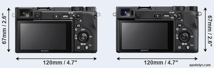 Kindle Vs Sony Reader: Sony A6400 Vs Sony A6500 Comparison Review
