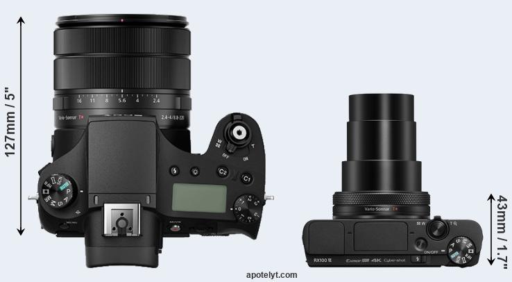 Sony RX10 III vs Sony RX100 VI Comparison Review